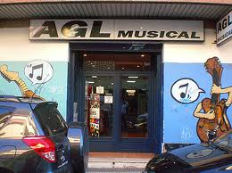 AGL escaparate