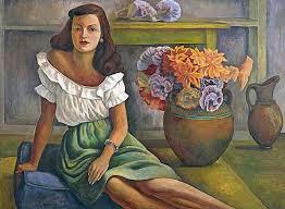 Diego Rivera - mujer