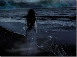 Mujer mar fantasma