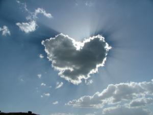 Nube corazón 1