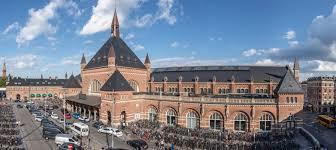 Estación central de Copenhague 2