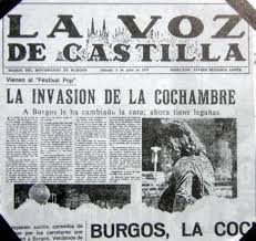 Portada la voz de Castilla