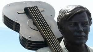 Estatua de Antonio Carlos Jobim