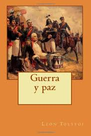 Guerra y paz libro portada Cuadro Napoleón