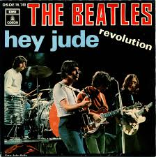 The Beatles Hey Jude single 2