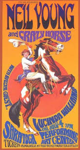 cartel con Crazy Horse