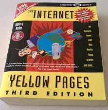 Páginas amarailla s internet