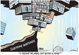 Subprimes mortgages