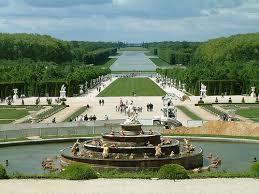 Versalles jardín 1