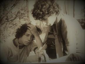Carlos y Jorge - retoque burlesque