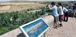 Plagado de turistas