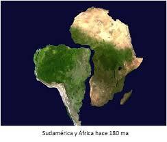 Africa y Sudamérica juntos 7