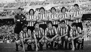 Athletic Bilbao años 68-70