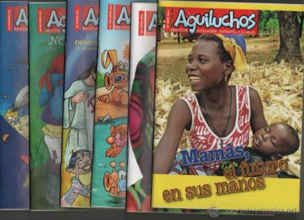 Revista Aguiluchos 3
