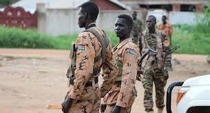 Policía Etiopía 1