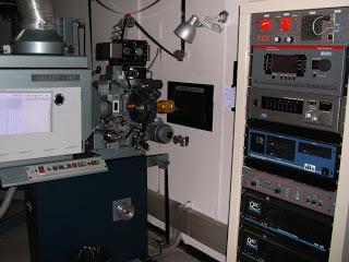 Proyector digital cabina cine