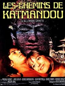 Cartel Caminos prohibidos de katmandú 2