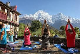 yoga en monasterio 2