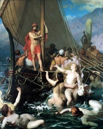 Ulises y las sirenas 3