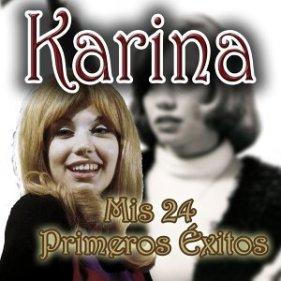 Karina grandes éxitos