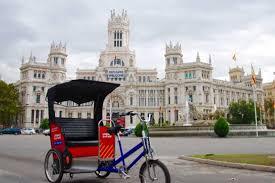 rickshaw Madrid 1