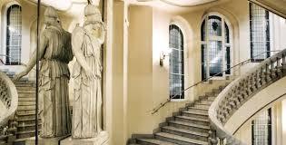 Círculo de Bellas Artes interior escalera