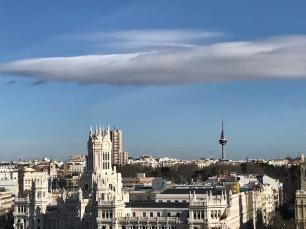 Madrid Correos y Pirulí