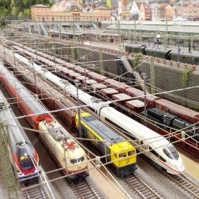 Miniatura trenes