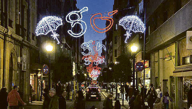 Gijón Navidad