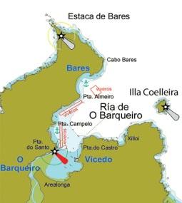 mAPA o baRQUEIRO